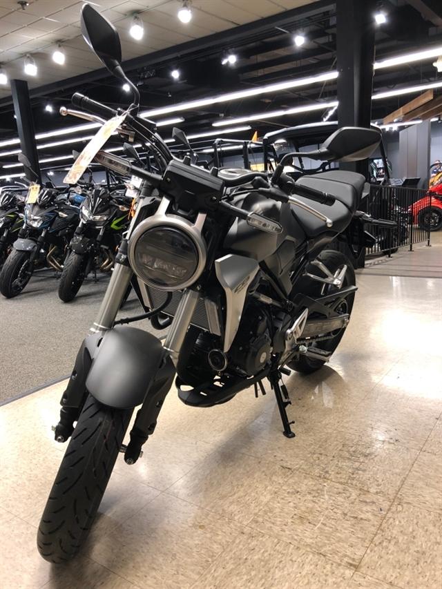 2019 Honda CB300R Base at Sloans Motorcycle ATV, Murfreesboro, TN, 37129