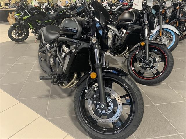 2021 Kawasaki Vulcan S ABS Café at Star City Motor Sports