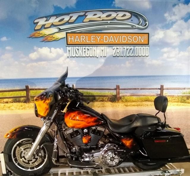 2008 Harley-Davidson Street Glide Base at Hot Rod Harley-Davidson