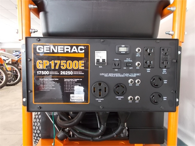 2021 Generac GP17500 at Nishna Valley Cycle, Atlantic, IA 50022