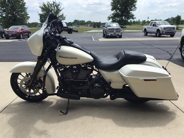 2018 Harley-Davidson Street Glide Special at Lima Harley-Davidson
