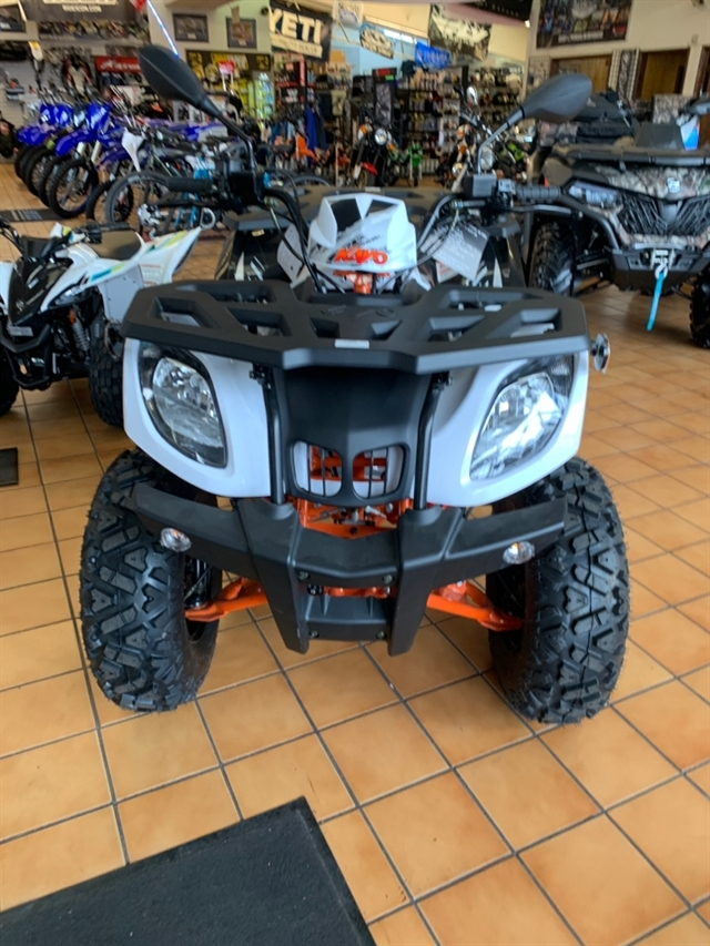 2020 Kayo BULL 200 at Bobby J's Yamaha, Albuquerque, NM 87110