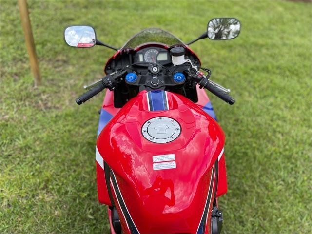 2021 Honda CBR600RR Base at Powersports St. Augustine