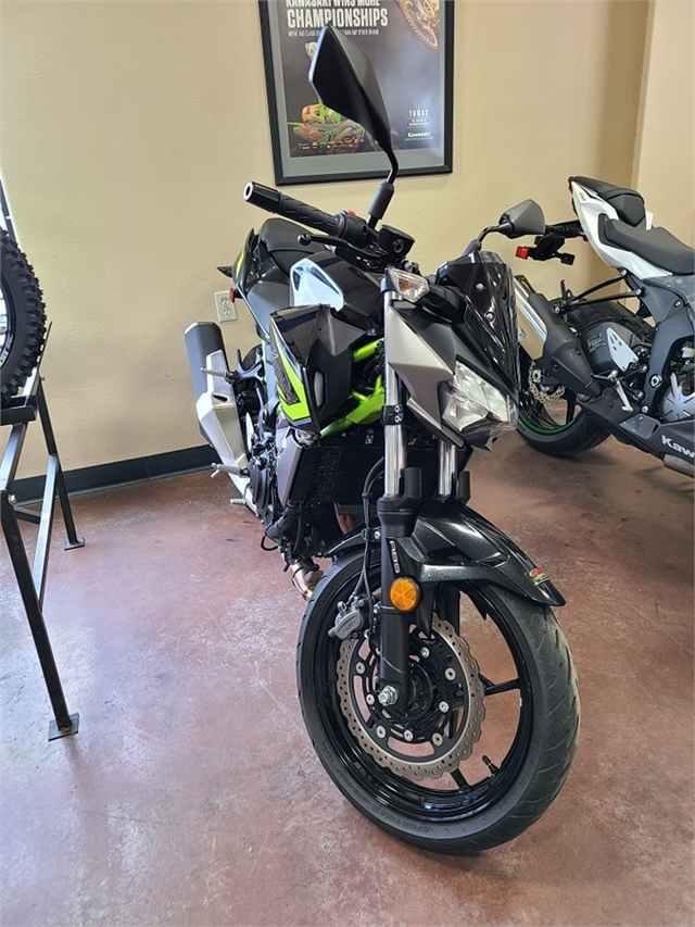 2020 Kawasaki Z400 ABS at Action Cycles 'n Sleds