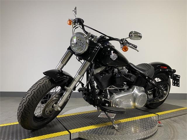 2012 Harley-Davidson Softail Slim at Worth Harley-Davidson