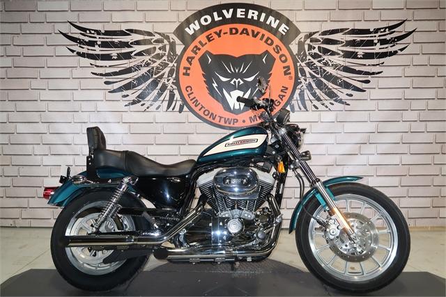 2004 Harley-Davidson Sportster 1200 Roadster at Wolverine Harley-Davidson
