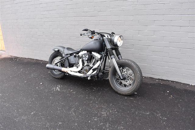 2012 Harley-Davidson Softail Slim Slim at Cannonball Harley-Davidson®