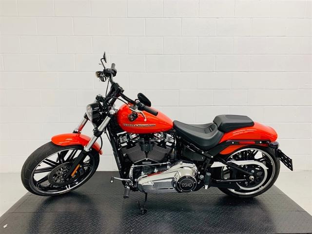 2020 Harley-Davidson Softail Breakout 114 at Destination Harley-Davidson®, Silverdale, WA 98383