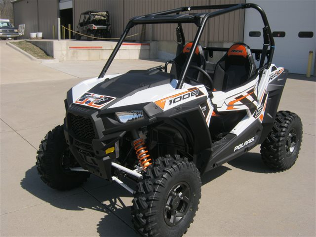 2018 Polaris RZR S 1000 EPS at Brenny's Motorcycle Clinic, Bettendorf, IA 52722