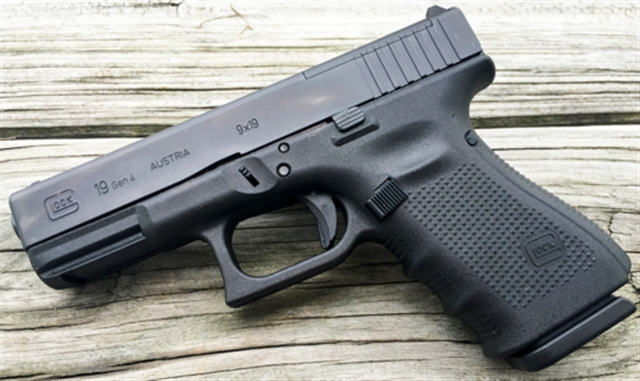2017 Glock G19 at Harsh Outdoors, Eaton, CO 80615