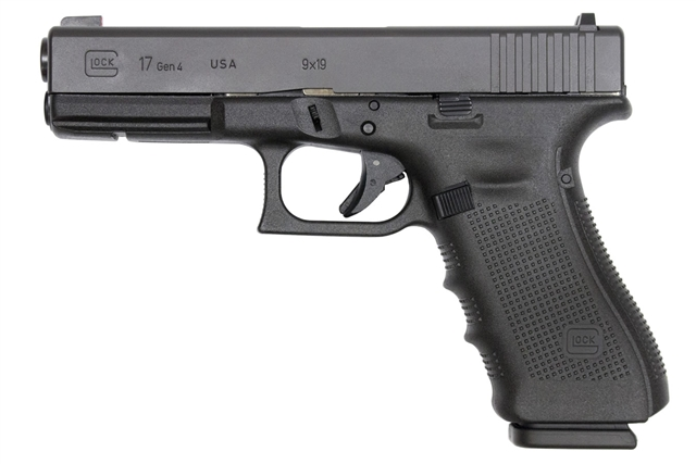 2017 GLOCK G19 Gen4 Compact w/ LASERMAX Green at Harsh Outdoors, Eaton, CO 80615