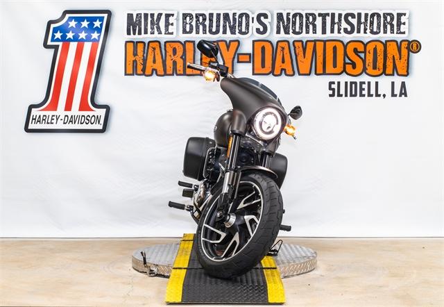 2020 Harley-Davidson Softail Sport Glide at Mike Bruno's Northshore Harley-Davidson