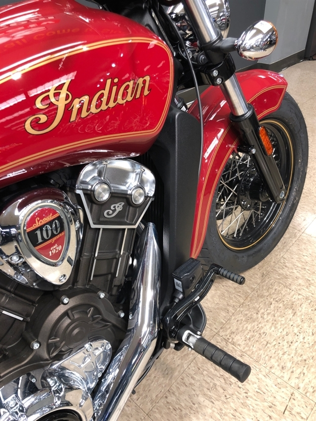 2020 Indian Scout 100th Anniversary at Sloans Motorcycle ATV, Murfreesboro, TN, 37129