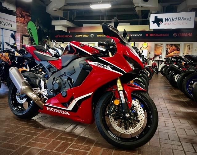 2019 Honda CBR1000RR Base at Wild West Motoplex
