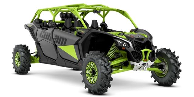2020 Can-Am Maverick X3 MAX X mr TURBO RR at Riderz