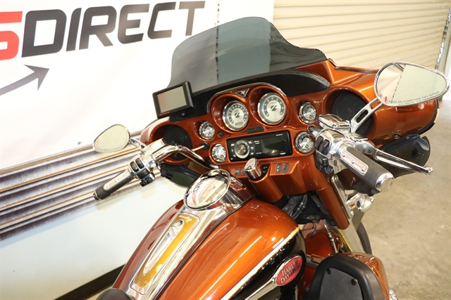 2008 Harley-Davidson Electra Glide Ultra Classic at Used Bikes Direct