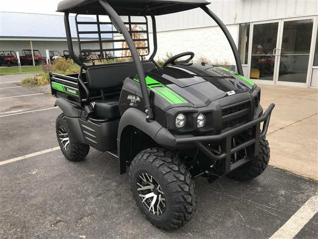 2019 Kawasaki Mule SX FI 4x4 XC LE at Jacksonville Powersports, Jacksonville, FL 32225