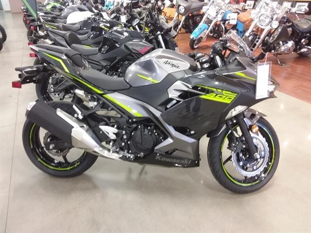 2021 Kawasaki EX400 Ninja 400 ABS at Brenny's Motorcycle Clinic, Bettendorf, IA 52722