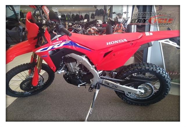 2022 Honda CRF450RL 450RL at Bay Cycle Sales