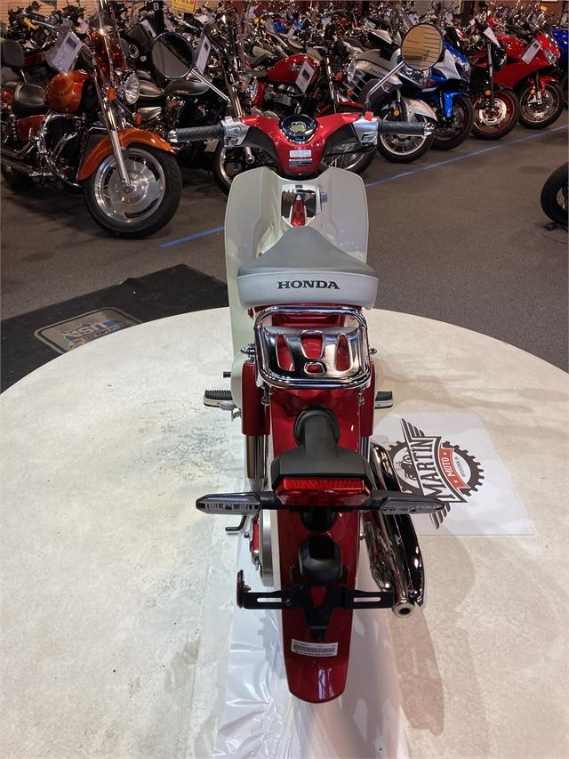 2021 Honda Super Cub C125 ABS at Martin Moto