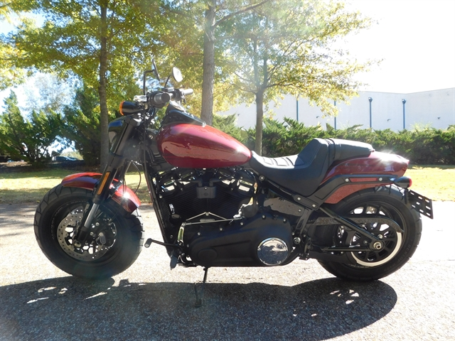 2020 Harley-Davidson Softail Fat Bob 114 at Bumpus H-D of Collierville