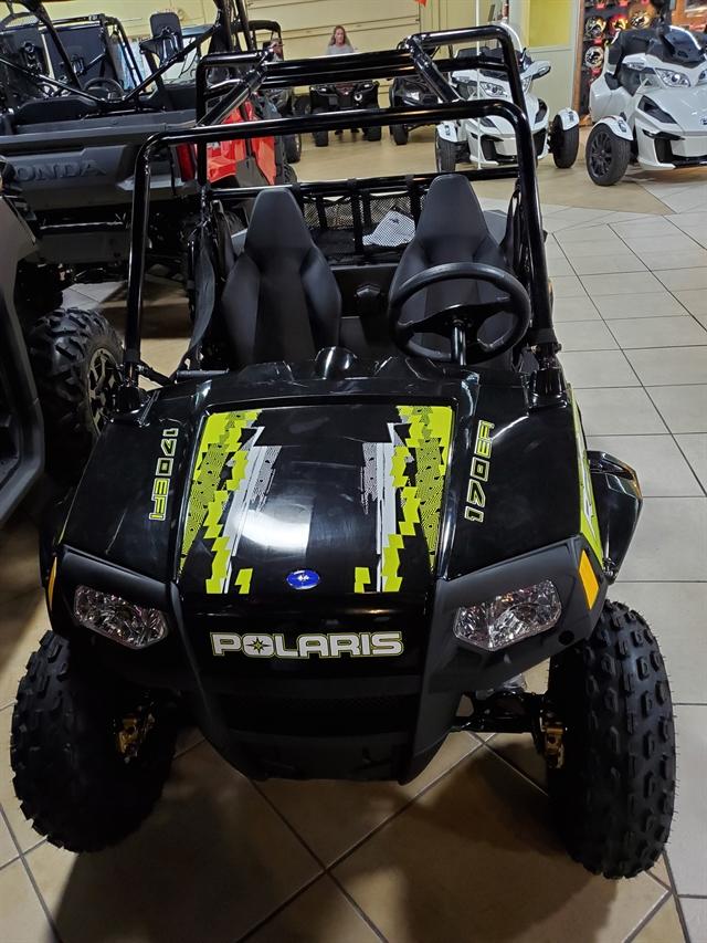 2020 Polaris RZR 170 EFI at Sun Sports Cycle & Watercraft, Inc.