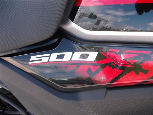 2018 Honda CB500X Base at Kent Motorsports, New Braunfels, TX 78130