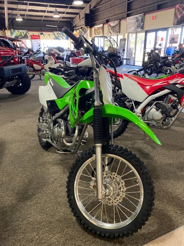 2021 Kawasaki KLX 140R at Dale's Fun Center, Victoria, TX 77904