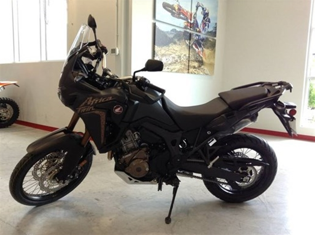 2018 Honda Africa Twin Base at Kent Motorsports, New Braunfels, TX 78130