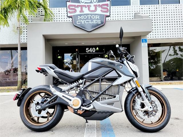 2021 Zero SR/F Premium at Fort Lauderdale