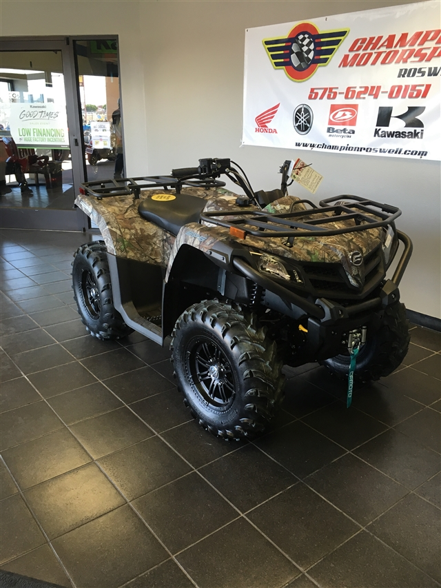 2018 CFMOTO CFORCE 500S at Champion Motorsports, Roswell, NM 88201