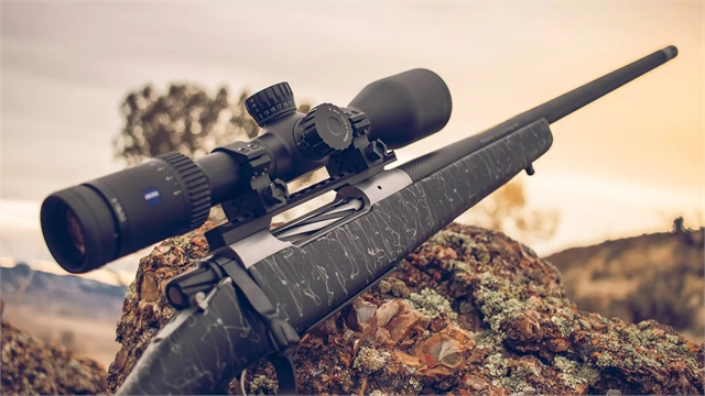 2021 Christensen Arms Rifle at Harsh Outdoors, Eaton, CO 80615