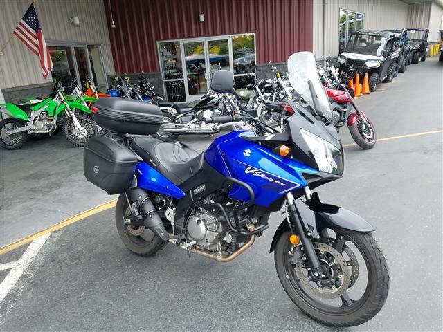 2007 Suzuki V-Strom 650 at Lynnwood Motoplex, Lynnwood, WA 98037
