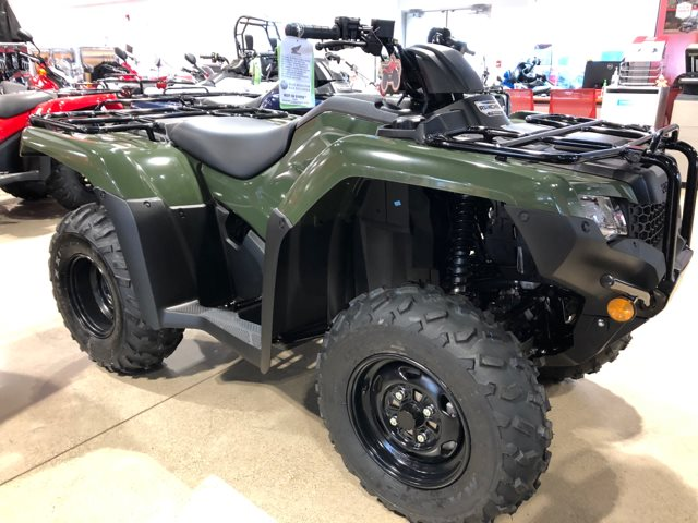 2019 HONDA RANCHER 420 4X4 ES 4X4 ES Electric Shift at Genthe Honda Powersports, Southgate, MI 48195