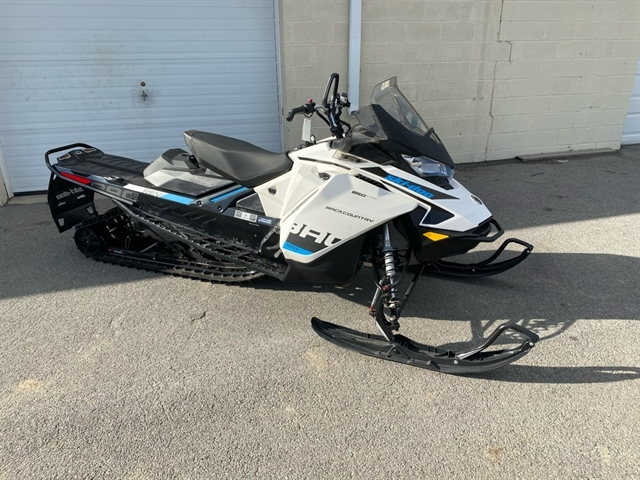 2019 Ski-Doo Backcountry 850 E-TEC at Hebeler Sales & Service, Lockport, NY 14094