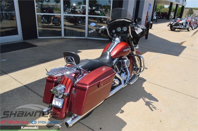 2009 Harley-Davidson Street Glide Base at Shawnee Honda Polaris Kawasaki