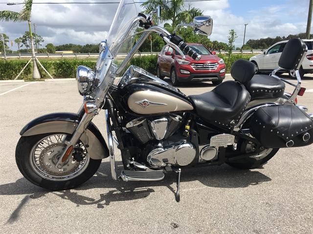 2011 Kawasaki Vulcan 900 Classic LT at Fort Myers