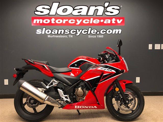 2017 Honda CBR300R Base at Sloans Motorcycle ATV, Murfreesboro, TN, 37129