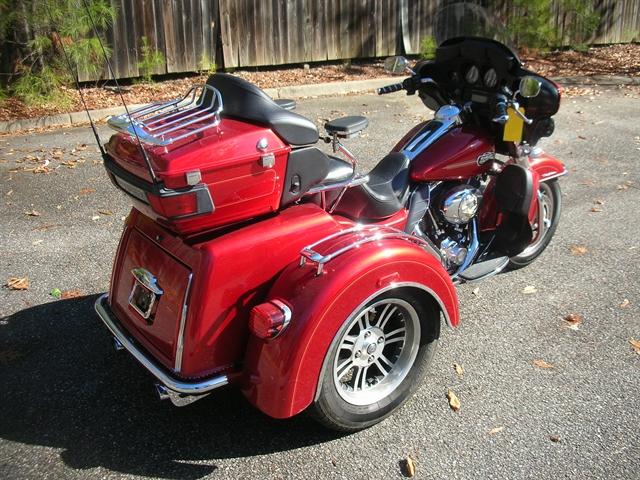 2013 Harley-Davidson Trike Tri Glide Ultra Classic at Hampton Roads Harley-Davidson
