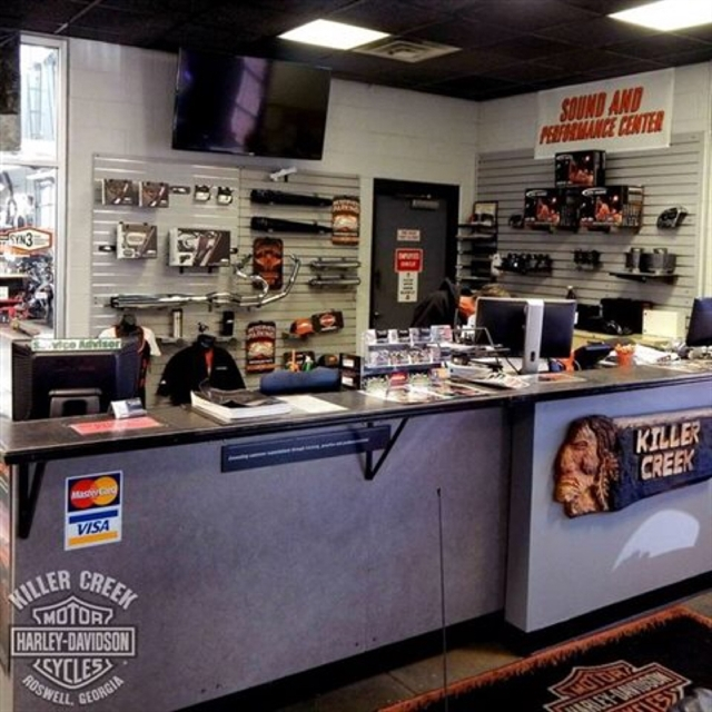 2003 Harley-Davidson Softail at Killer Creek Harley-Davidson®, Roswell, GA 30076