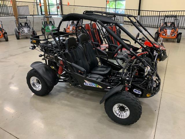 2021 TRAILMASTER MID XRXR BLACK at Got Gear Motorsports