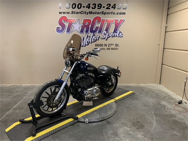 2009 Harley-Davidson Sportster 1200 Low at Star City Motor Sports