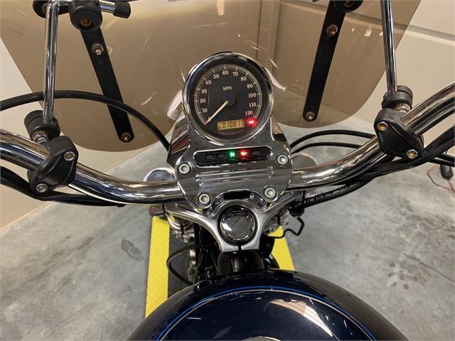 2009 Harley-Davidson Sportster 1200 Low at Star City Motor Sports