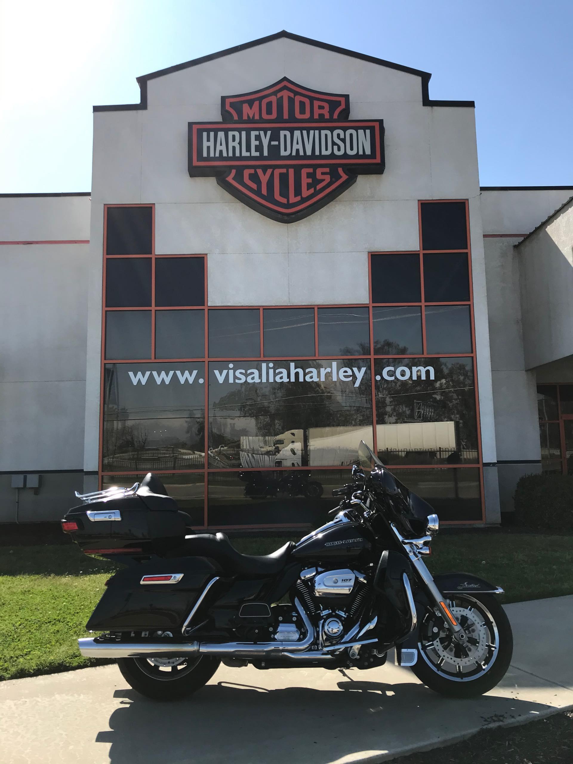 2018 Harley-Davidson Electra Glide Ultra Limited at Visalia Harley-Davidson
