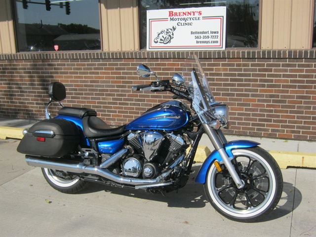 2012 Yamaha XVS950 Tour Tour at Brenny's Motorcycle Clinic, Bettendorf, IA 52722
