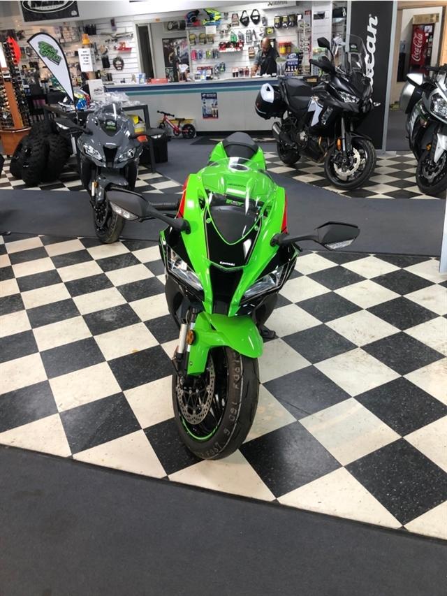2019 Kawasaki Ninja ZX-10R ABS KRT Edition at Jacksonville Powersports, Jacksonville, FL 32225