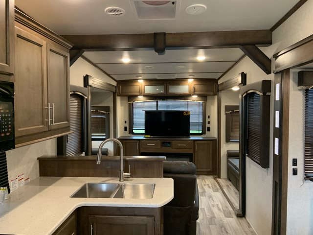 2019 Keystone RV Cougar 366RDS Rear Living at Campers RV Center, Shreveport, LA 71129