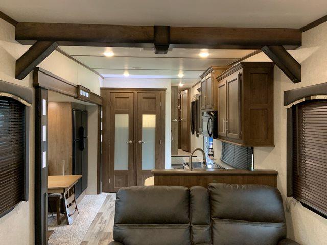2019 Keystone RV Cougar 366RDS Rear Living at Campers RV Center, Shreveport, LA 71129