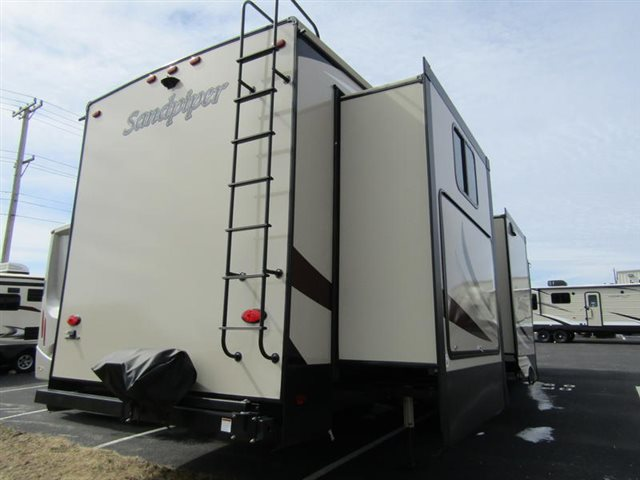 2019 Forest River Sandpiper 384QBOK at Youngblood RV & Powersports Springfield Missouri - Ozark MO