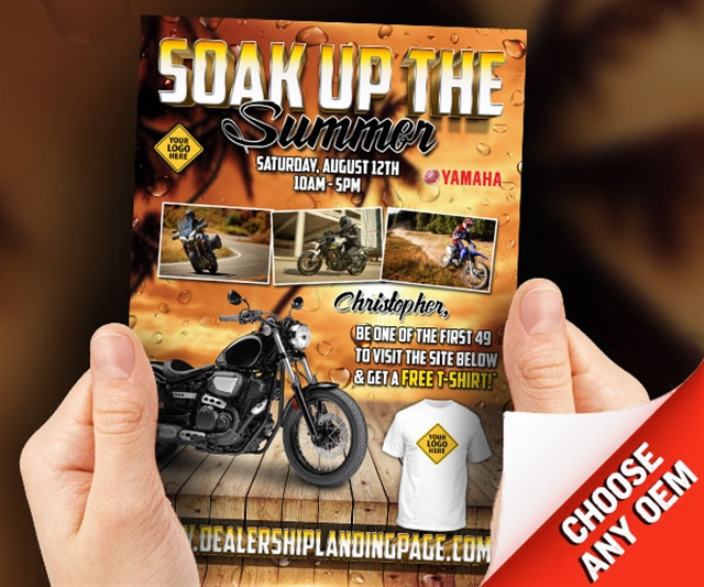 Soak Up Summer Powersports at PSM Marketing - Peachtree City, GA 30269